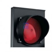 Светофор светодиодный, 1-секционный, красный, 230В