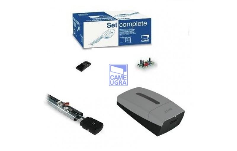 Комплект автоматики для секционных ворот на основе привода VER06DES