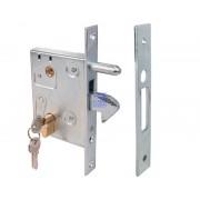 Замок-крюк для откатных ворот без автоматики LOCK L