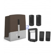 BXV BROWN Комплект привода для откатных ворот 001OPS001 до 400 кг