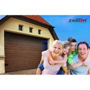 Гаражные и промышленные секционные ворота ZAIGER
