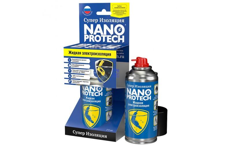 Защитное покрытие NANOPROTECH Electric