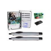 """Комплект """"AMICO"""" для автоматизации распашных ворот с блоком управления ZL90"""