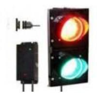 Двухсекционные светофоры и пульты управления