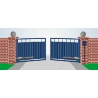 Комплекты распашных ворот