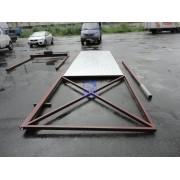 Изготовление откатных ворот в Сургуте