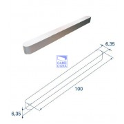 Шпонка (6,35х 6,35х100 мм)