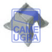 Ограничитель хода для распашных ворот (под цементирование)