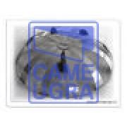 Велопарковка Stolz Цветок (лист) (нержавеющая сталь)