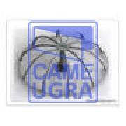 Велопарковка Stolz Цветок (труба) (нержавеющая сталь)