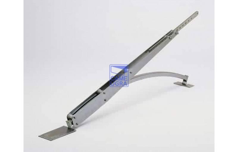 Рычаг-адаптер для подъемно-поворотных ворот