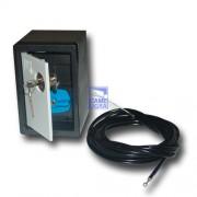 Система дистанционной разблокировки привода со встроенной кнопкой управления ( в корпусе) / трос 5 метров /.