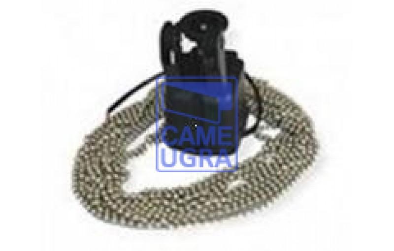 Система цепной передачи для секционных ворот (при высоте ворот б