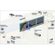 Консольная система для ворот массой до 500кг
