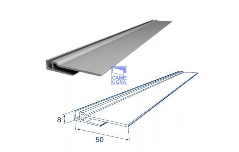 Ригель верхний L=6200мм металлик