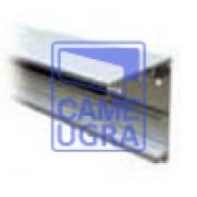 Алюминиевый профиль с нейлоновым рельсом для Corsa/Rodeo  2420 м