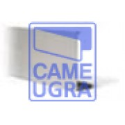 Алюминиевый профиль с нейлоновым рельсом для Corsa/Rodeo 6850 мм