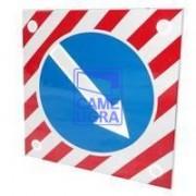 Светодиодный активный импульсный дорожный знак (импульсная стрел