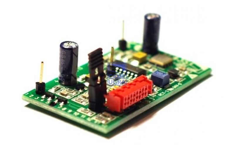 Радиоприёмник встраиваемый с динамическим кодом для 001AT02, 001