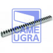 Зубчатая рейка для откатных приводов CAME BK-2200, BY 3500T / 1м