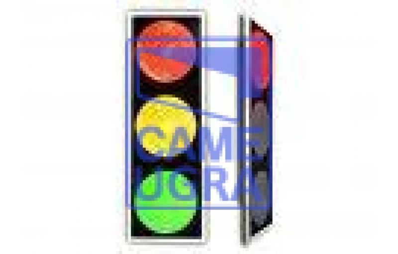 Светофор транспортный светодиодный Т.1.2 УЛЬТРАТОНКИЙ 300мм