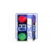 Светофор транспортный светодиодный Т.1.2 УЛЬТРАТОНКИЙ с ТООВ 300