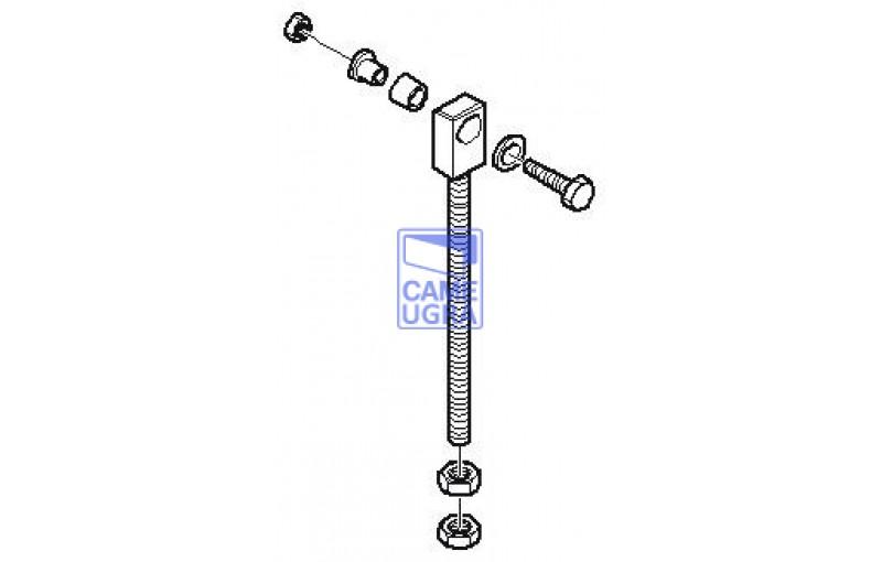 Болт крепления пружины верхний G4040 G4041