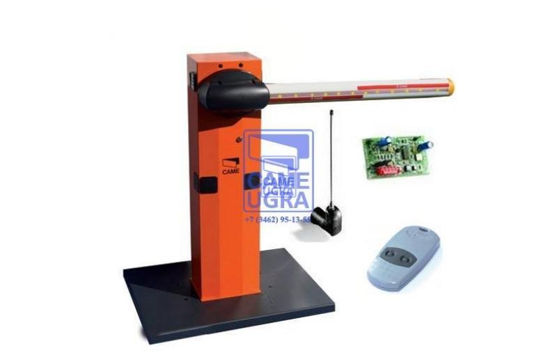 Шлагбаум CAME GARD 3750 с радиоуправлением